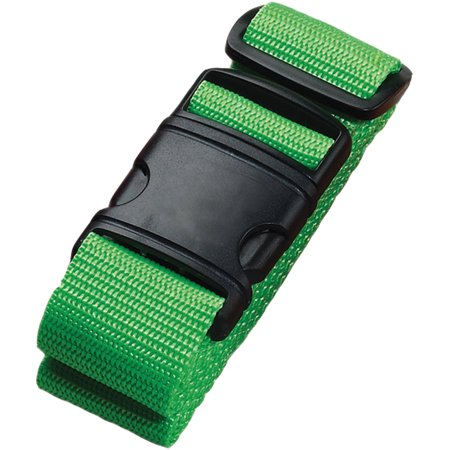 Neon Travel Belt, Green