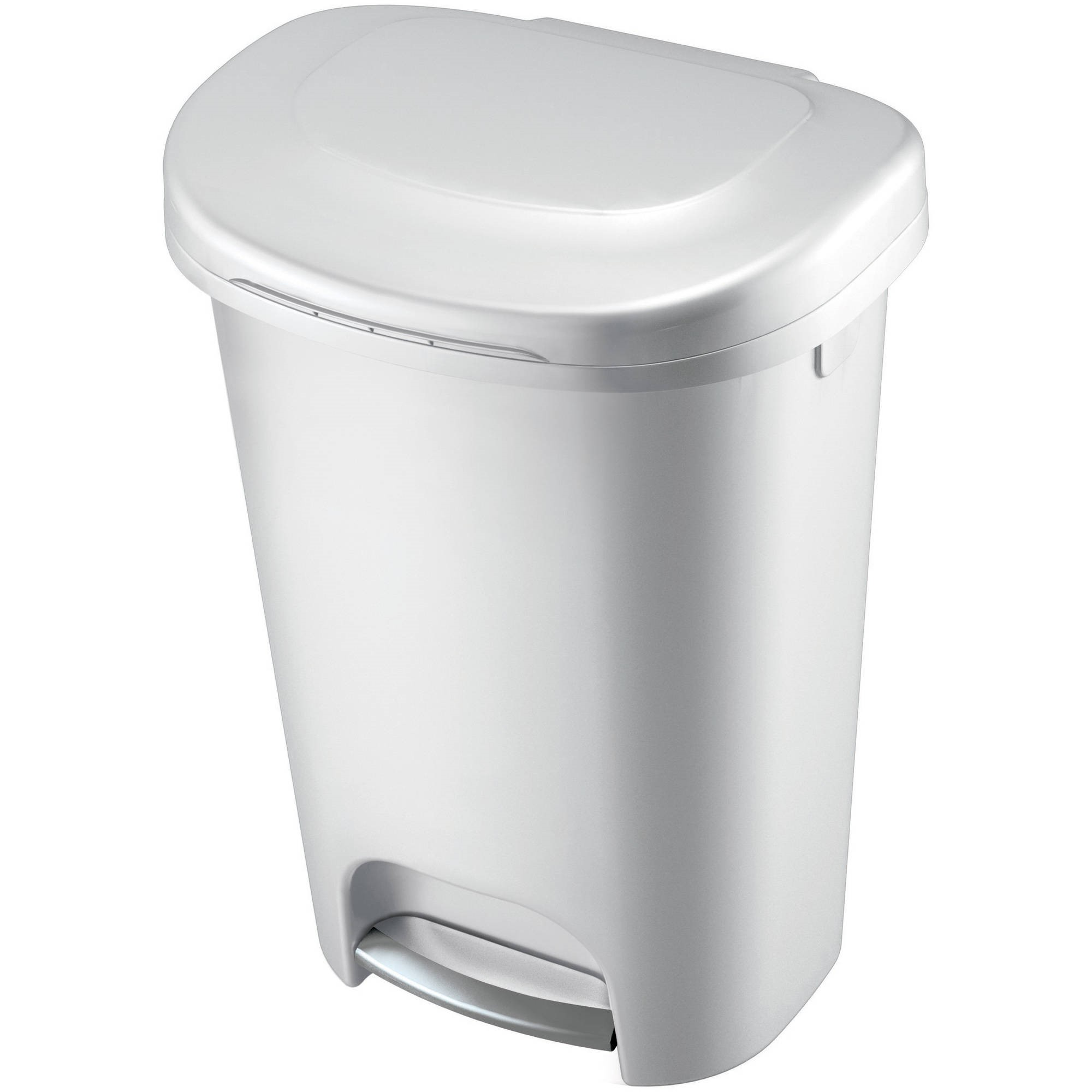 Rubbermaid 13 Gal Premium Step On Trash Can by Generic