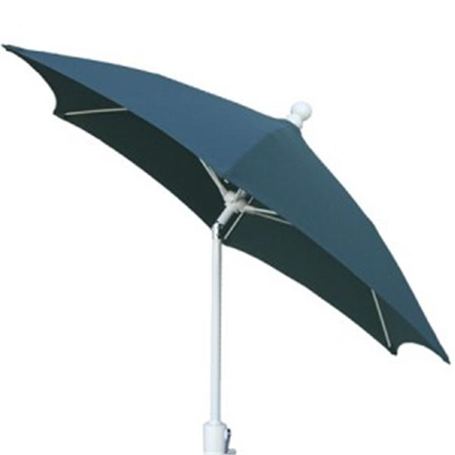 Fiberbuilt Home 7Tcrw-T-5466 Terrace Umbrella 7.5 Ft, Forest Green - image 1 de 1