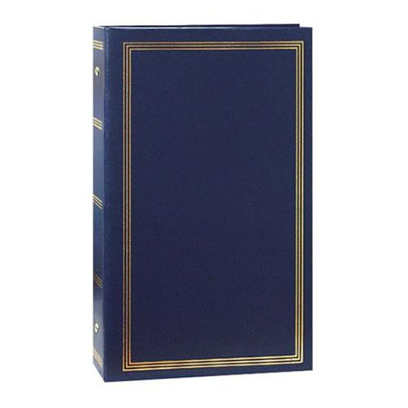 Pioneer Classic 3 Ring Photo Album with Solid Color Covers, Holds 204 4x6