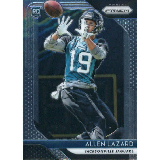 2018 Panini Prizm 294 Allen Lazard Jacksonville Jaguars Rookie Football Card Walmart Com Walmart Com