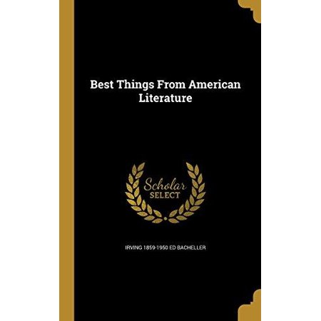 Best Things from American Literature - image 1 de 1