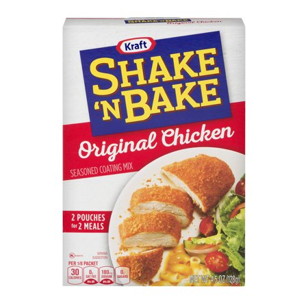 Kraft Shake 'N Bake Seasoned Coating Mix Original Chicken - 2 CT