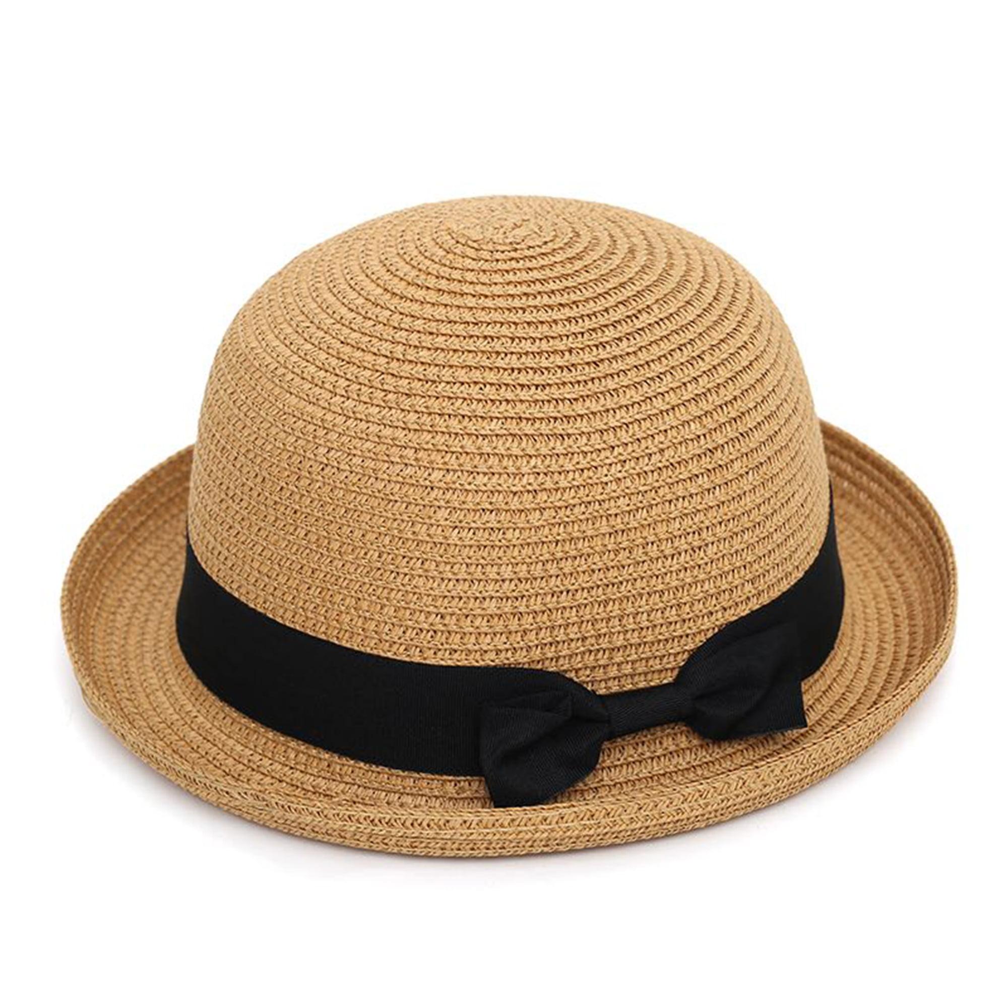 Soft Round Bowler Hat