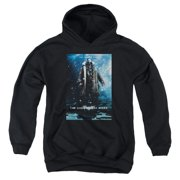 The Dark Knight Rises Bane Poster Big Boys Pullover Hoodie