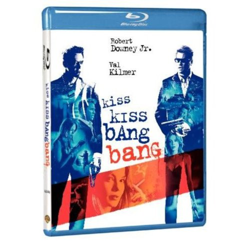 Kiss Kiss Bang Bang (Blu-ray) (Widescreen)