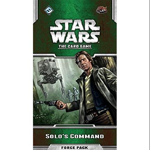 Star Wars LCG: Solo's Command Force Pack Board Game