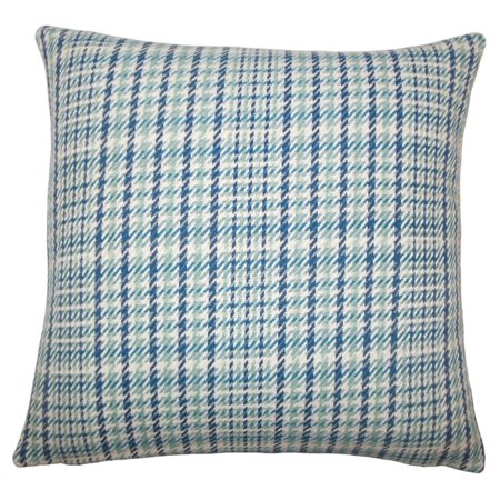 Pillow Collection Houndstooth Decorative Pillow