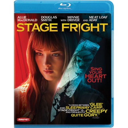 667 Dvd (Stage Fright (Blu-ray))