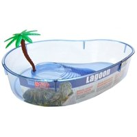 Lees Turtle Lagoon - Assorted Shapes Kidney Shaped - 14L x 10W x 3H