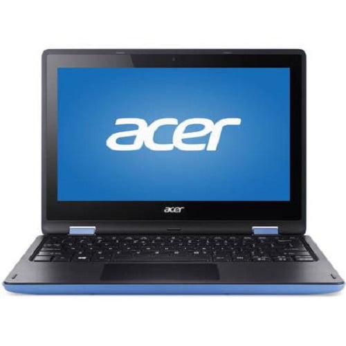 "Refurbished Acer R3-131T-C1YF 11.6"" Touchscreen Laptop Celeron 1.60GHz CPU 2GB RAM 32GB SSD"