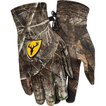 Blocker Outdoors 1402229 Mens Realtree Edge Medium Scent Underguard Glove thumbnail