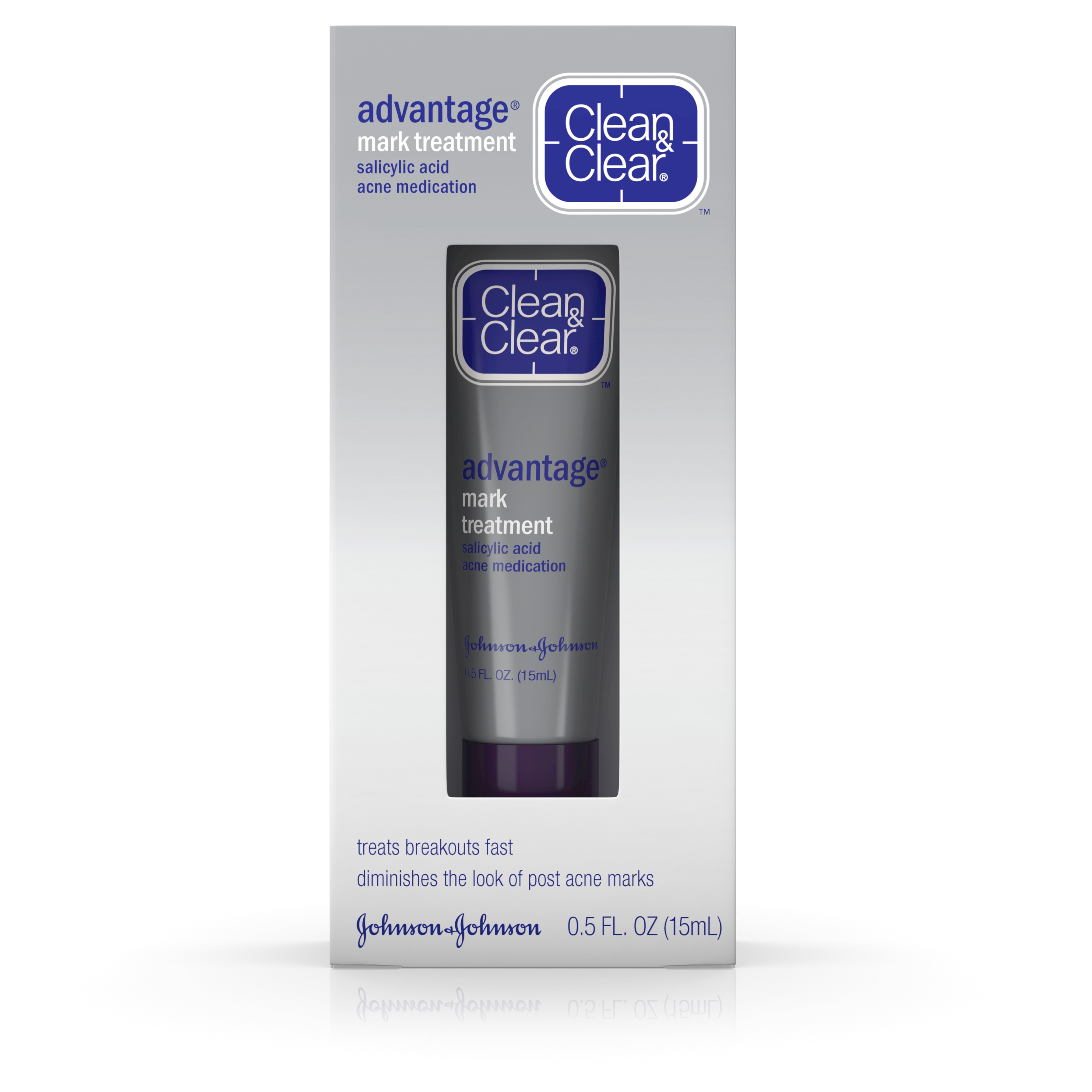 Clean & Clear Advantage Acne Mark Treatment with Salicylic Acid.5 oz