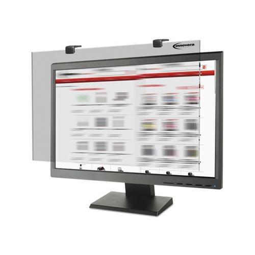 """Premium Antiglare Blur Privacy Monitor Filter for 24"""" Widescreen LCD IVR..."""