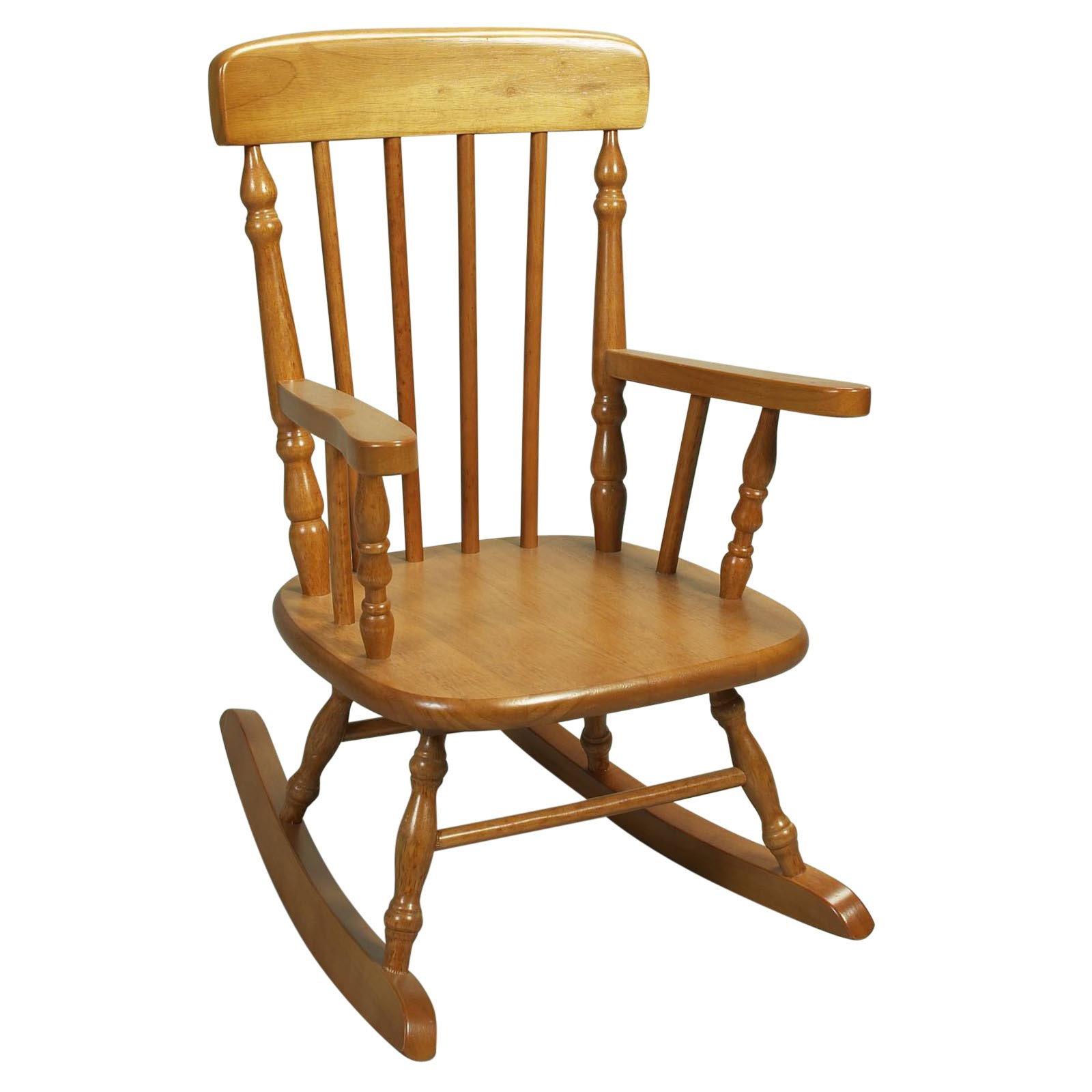 Kids Spindle Rocking Chair by Gift Mark