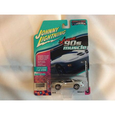 1999 Pontiac Firebird Trans Am WS6 Sebring Silver