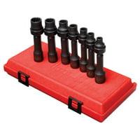 Sunex 2696 7-Piece 1/2 in. Drive 12 Point SAE Driveline Impact Socket Set