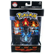 Pokemon Trainers Choice 4-Figure Gift Pack Charmander Charmeleon Charizard and Mega Charizard X