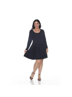 296778590819 Product Image White Mark Women's Plus Size Jenara Dress