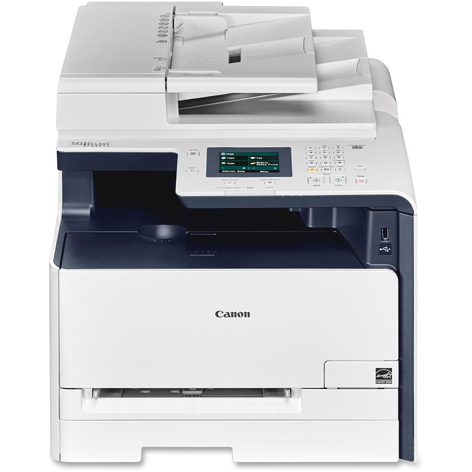 Canon imageCLASS MF628CW 4-In-1 Wireless Laser MFC, Copy/Fax/Print/Scan