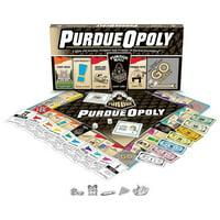 Purdue University - Purdueopoly Board Game