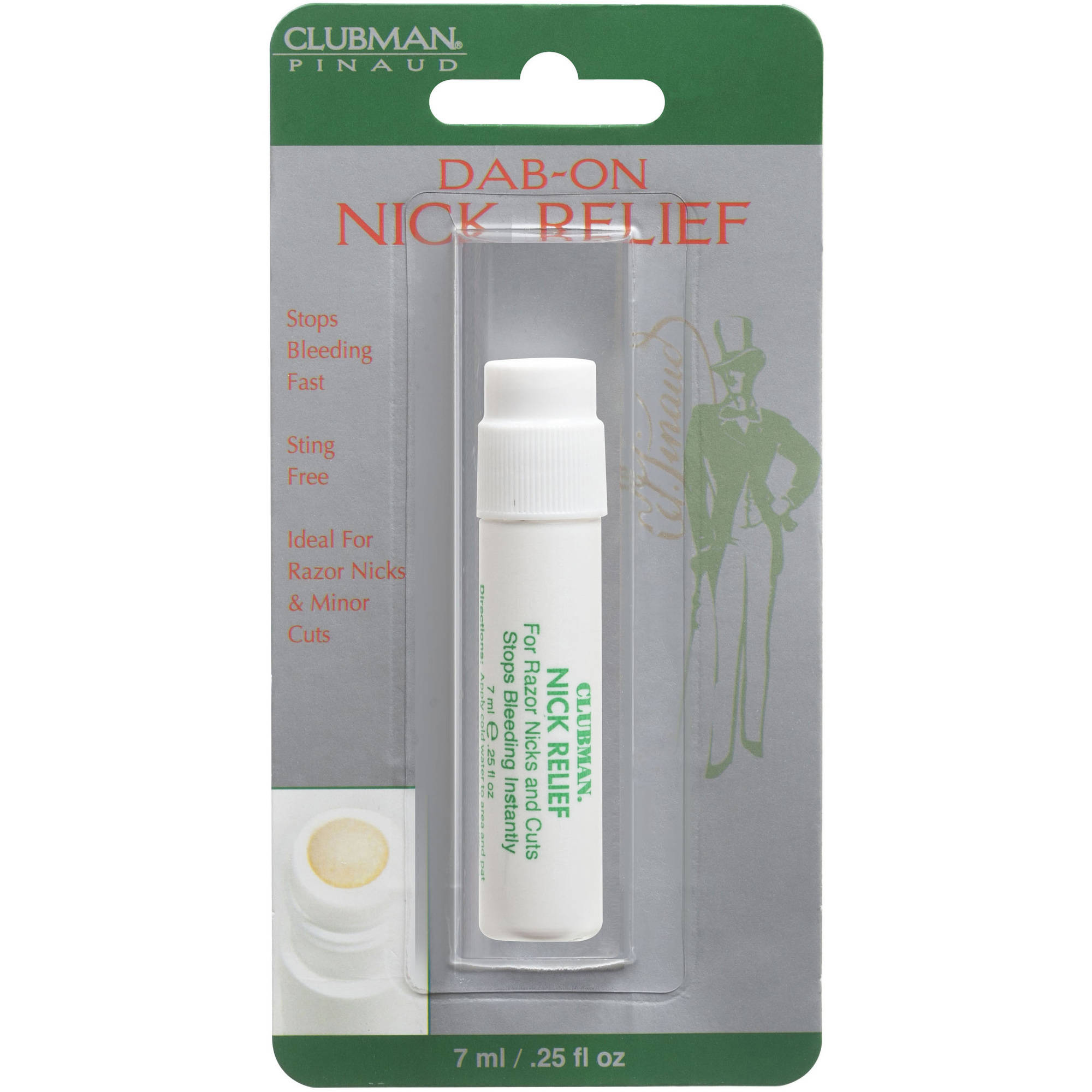 Clubman Nick Relief Stick, 0.25 Fl Oz