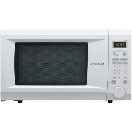 Daewoo 1 1 Microwave Oven White Walmart Com
