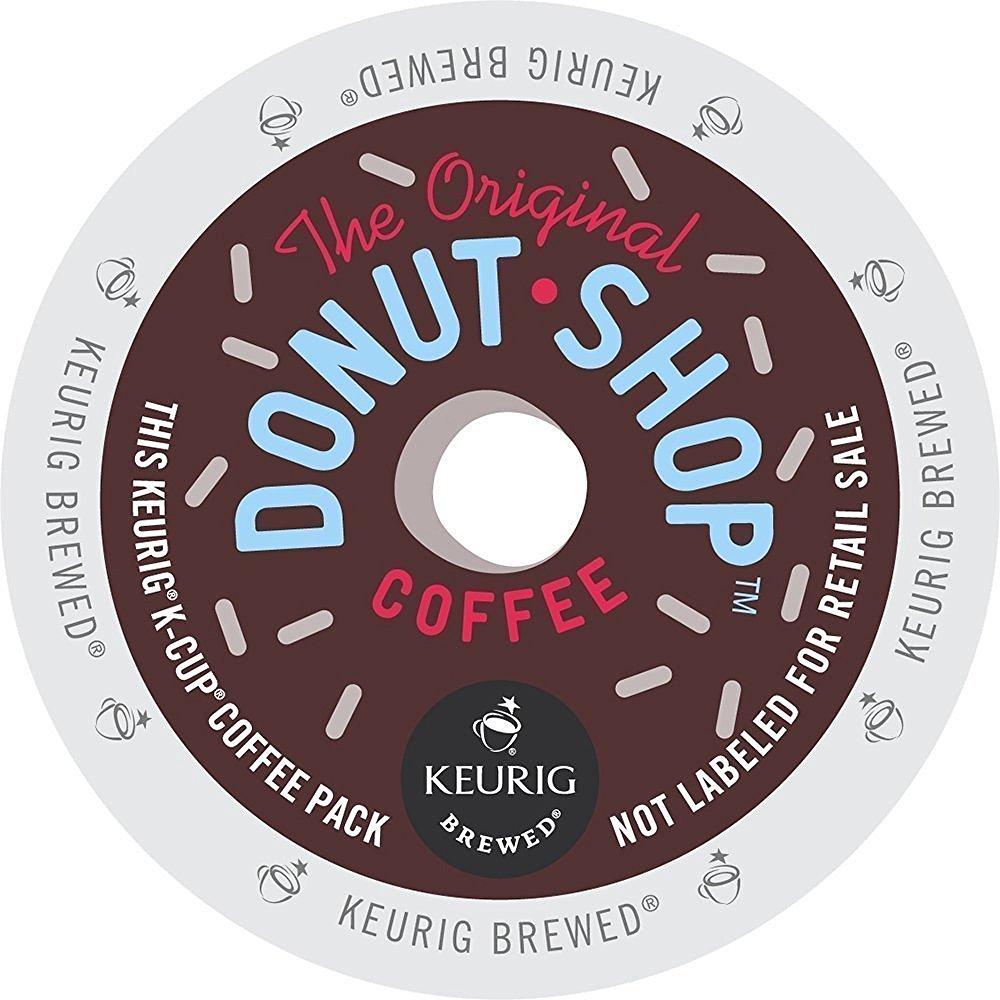 Green Mountain Coffee The Orginal Donut Shop Coffee (100 ct. K-Cup)