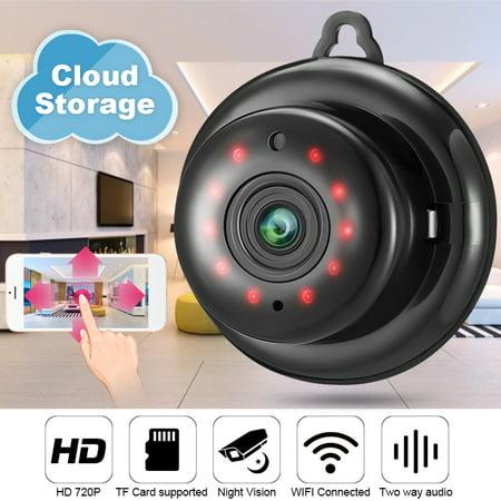Digoo DG-M1Q 960P 2.8mm Wireless Mini WIFI Night Vision Smart Home Security IP Camera Onvif MonitorNote: IP Camera only support 2.4G RouterDescriptionBrandDigooModelDG-M1Q 2017 Smart Home  - image 8 de 11