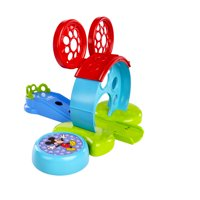 Bright Starts Disney Baby Go Grippers Mickey Mouse Bounce Around Playset with Push Car