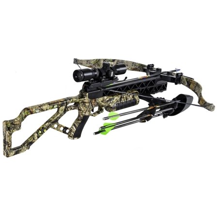 Excalibur Matrix G340 Dead-Zone Recurve Crossbow Package E73392