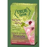 (12 Pack) True Lemon Drink Mix, 1.06 Oz, Black Cherry Limeade, 10 Packets (Pack of 1)