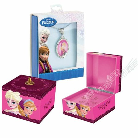Mr. Christmas Disney 11884 Frozen Anna Pendant and Music Box ()