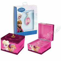 Mr. Christmas Disney Frozen Anna Pendant and Music Box #11884