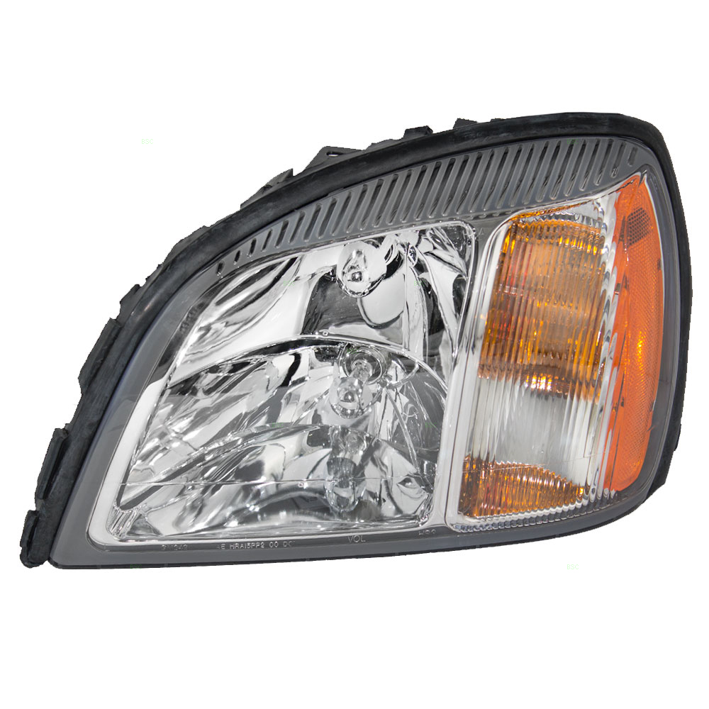 Drivers Headlight Headlamp Replacement for Cadillac 19245431