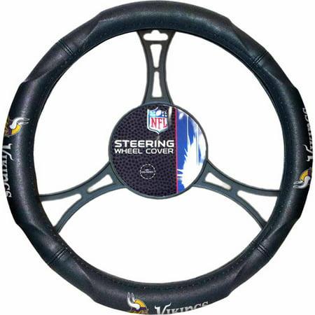 NFL Steering Wheel Cover, Vikings - Viking Props