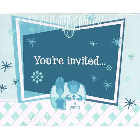 bridal shower newlywed game invitations w envelopes