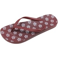 Texas A&M Aggies Youth Wrapped Flip Flops - Maroon
