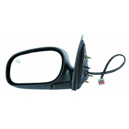 Go-Parts OE Replacement for 2003 - 2008 Mercury Grand Marquis Side View Mirror - Left (Driver) 6W7Z 17683 BA FO1320214 Replacement For Mercury Grand Marquis
