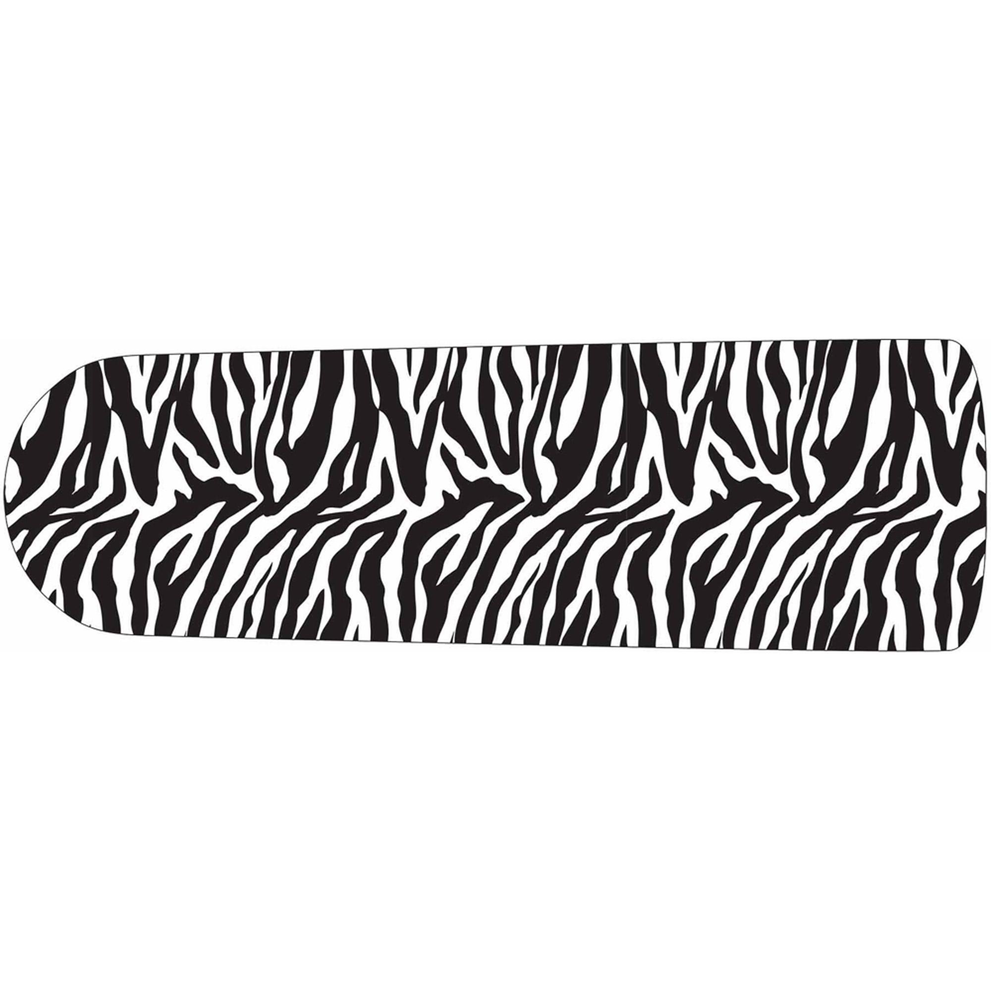 WallPops Zebra Fan Decals