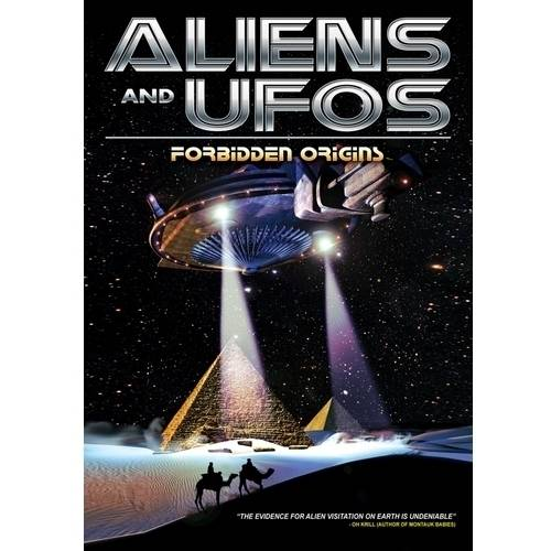 Aliens And UFOs: Forbidden Origins by WORLD WIDE MULTI MED
