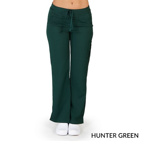Ultra Soft Women's Cargo Multi-Pocket Scrub Pant, Style 9118