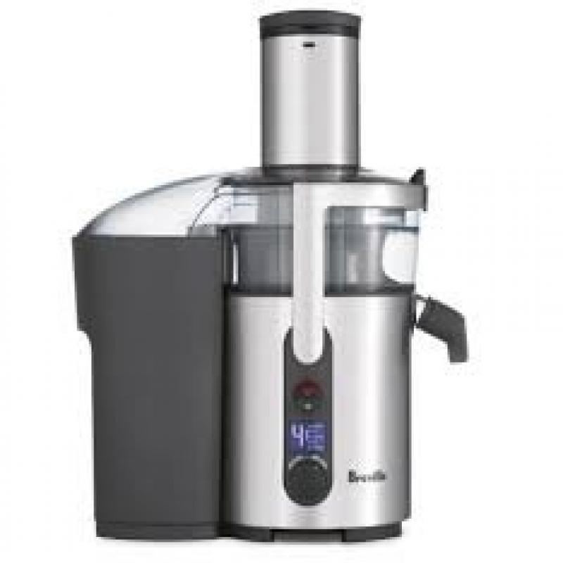 Brevile BJE510XL Juice Fountain Multi-Speed 900-Watt Juicer