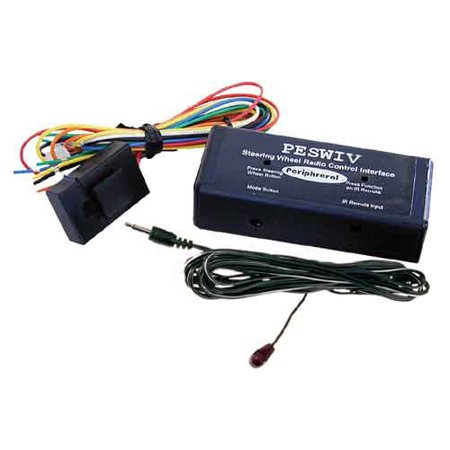 Peripheral PESWIV Video Controlling Interface For Radio Steering Wheel (Video Interface Control)
