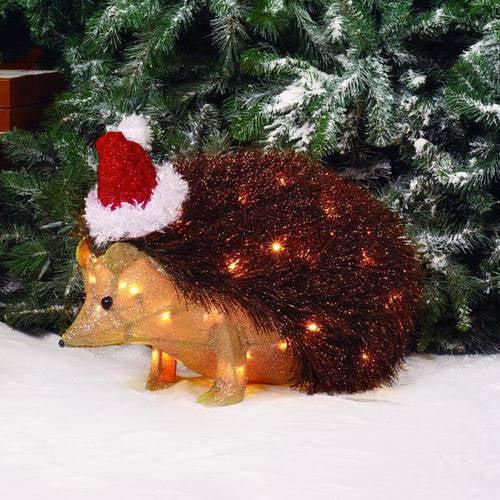 Walmart Outdoor Christmas Trees
