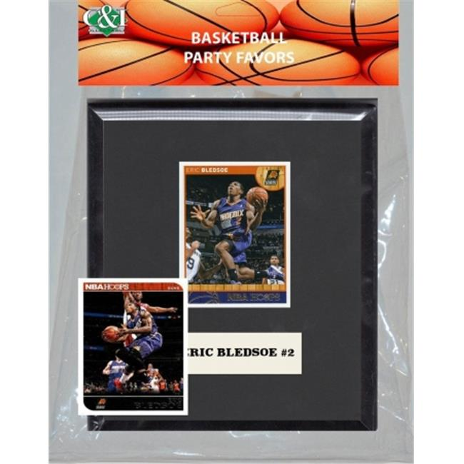 Candlcollectables 67LBSUNS NBA Phoenix Suns Party Favor With 6 x 7 Mat and Frame