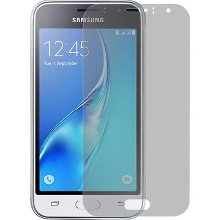Insten Clear Tempered Glass LCD Screen Protector For Samsung Galaxy J1 - 2016 Glasses