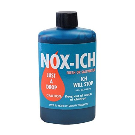 Weco Nox-Ich Fish Parasite Treatment 4 oz