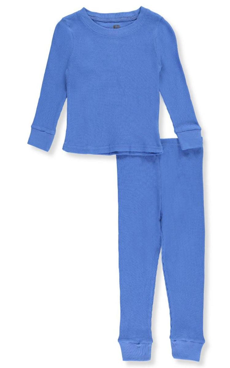 Black Ice20 Little Boys 2-Piece Thermal Long Underwear Set 4