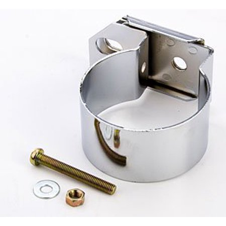 Pertronix Coil Bracket (JEGS 40193 Chrome Coil Bracket)